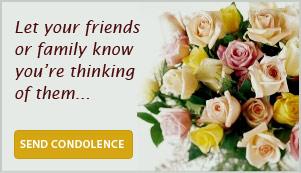 Send Condolences